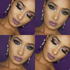 """styling2be-queen: """"💜❤ """""""