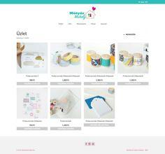 Woocommerce alapú webshop demo Shopping