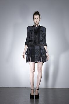 Sacai Fall 2010 Ready-to-Wear Collection Photos - Vogue