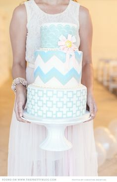 Cake by Edible Art Cakes | Image by Christine Meintjes