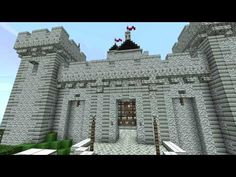 Minecraft Closer Look - Fable inspired Castle by Tshara + Download