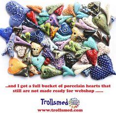 Hearts. Handmade.