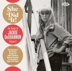 """""""She Did It"""" from ACE Records, coming in September. Sunday Oct. 19 I'm on Boss Boss Radio with my good friend, Ben Fong-Torres (of Rolling Stone and Almost Famous fame). He'll quiz me about my collections, She Did It! and Break-A-Way, and we'll talk about Elvis and the Beatles too.  We're on from 1-4 pm Pacific, on BossBossRadio.com or via TuneIn.  So, tune in!"""