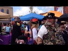"Video from the 2014 ""First Annual"" Big River Steampunk Festival -- Second Annual Festival to be held Sept. 5-7, 2015 in Hannibal, Missouri www.BigRiverSteampunkFestival.com"