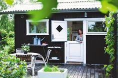 The idyllic Danish summer cottage - my scandinavian home