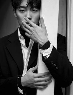 Ryu Jun Yeol - Harper's Bazaar Magazine February Issue '17