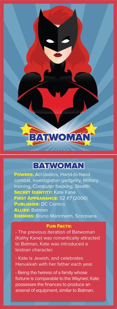 19 Kickass Lady Superheroes You Should Know More About