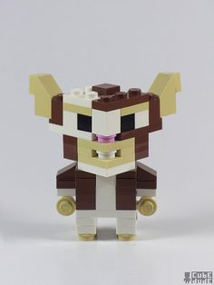 CubeDude Gizmo from Gremlins