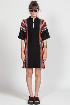 Koshka - Unif 'Dashiki' Dress, $85.00 (http://www.shopkoshka.com/new-in/unif-dashiki-dress/?setCurrencyId=1/)