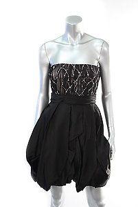 ALICE + OLIVIA EVIE PARTY DRESS Size 12  Retail: $550  PlushAttire.Com Price: $189  66% OFF RETAIL!  #fashion