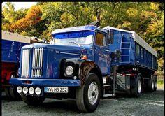 Scania vabis 111.
