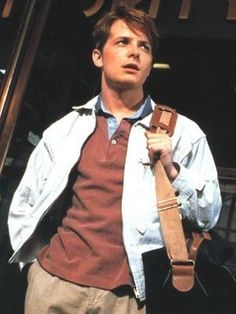 Michael J. I always had a crush on Marty McFly! Michael J Fox Young, Michael J. Fox, Jane Fonda, Bubbline, Der Denver Clan, Bttf, Marty Mcfly, Film Aesthetic, Film Serie