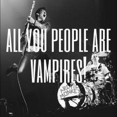 Vampires (Arctic Monkeys)