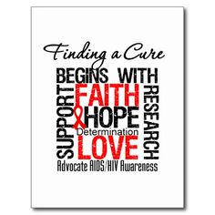 Finding a Cure For AIDS HIV Postcard This site is will advise you where to buyDiscount Deals          	Finding a Cure For AIDS HIV Postcard Online Secure Check out Quick and Easy...