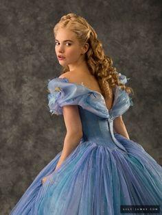 Promotion Picture Cinderella 2015