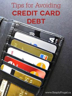 credit card debt canada court
