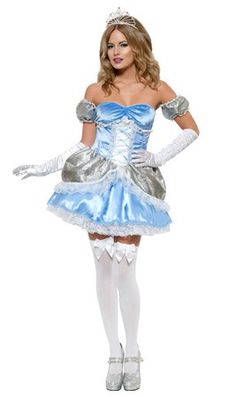 Disfraz de Princesa Secret para mujer