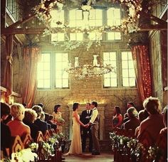 22 Of The Coolest Places To Get Married In America\n