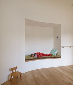 ニッチ : House in Sayo by FujiwaraMuro Architects