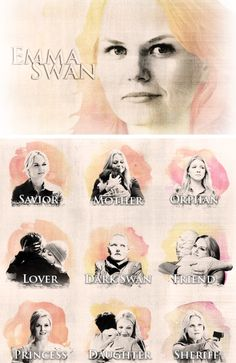 Emma swan is my favorite character so far Captain Swan, Captain Hook, Once Upon A Time, Favorite Tv Shows, My Favorite Things, The Dark One, True Love, My Love, Abc Shows