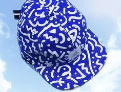 Wild Times 6 Panel Strapback Cap by THE DECADES