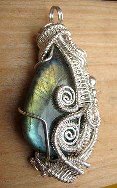 rock/stone - wire wrap X-mas on Pinterest | Wire Wrap, Wire ...