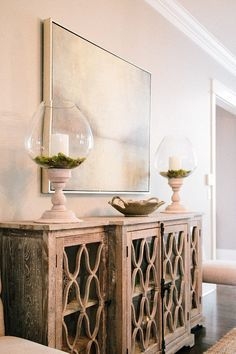 Floating Shelves In The Dining Room Wine Glass Storage