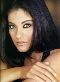 Kajol. This seems to be the most popular Bollywood actress I have ever pinned here!
