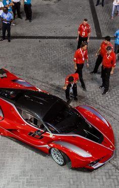 Ferrari Laferrari FXX-K