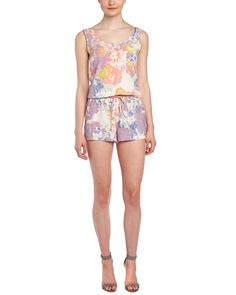 Spotted this W118 by Walter Baker Vivian Romper on Rue La La. Shop (quickly!).