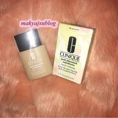 MAKYAJSU: Clinique Anti-Blemish Fondöten 02 fresh ivory