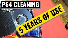 Cleaning - A Hot, Loud and Noisy! Ps4, Playstation, Cleaning