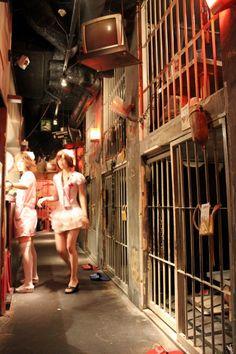 Alcatraz ER Tokyo Themed Restaurant