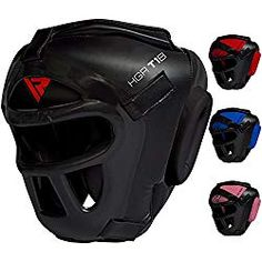 One Size Everlast Mixed Martial Arts Full Head Guard