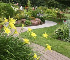 46 Mejores Imágenes De Jardines Jardines Diseño De Jardin