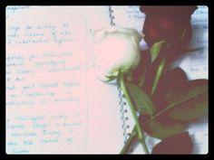Petalic writing