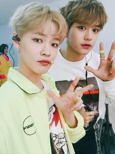 Chenle and Lucas