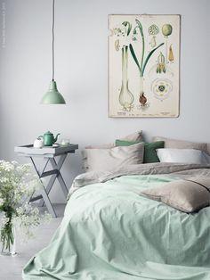 Een gigantisch hemelbed, heerlijke kussens en mooie materialen... Zo'n hemelse slaapkamer willen ...