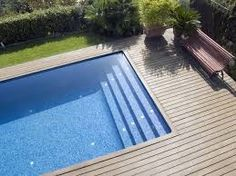 Resultado de imagen para piscinas modernas