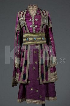 Diaghilev's Ballets Russes: `Thamar' costume for a Lezghin, designed by Léon Bakst, first performed, 1912