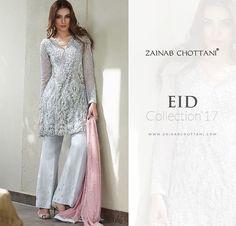 Zainab chottani pakistani eid wear