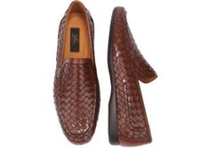 Alberto Woven Italian Calf Slip-On | SilkRoadEXPO | USD $375.00 This slip-on not only exudes comfort but is also great for traveling. Sporting a rubber sole, the look accommodates many sport ensembles. #ItalianMade #LeatherShoes http://silkroadexpo.com/product/alberto-woven-italian-calf-slip_on-36616