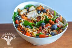 5 Tips on Making a Good Salad | Fit Men Cook