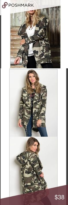 Camo Utility Jacket ✨PRICE IS FIRM✨ Camo utility Jacket ✨PRICE IS FIRM✨ …  Camo Utility Jacket ✨PRICE IS FIRM✨ Camo utility Jacket ✨PRICE IS FIRM✨ No offers please🙂.     1 Small and 1 Medium LEFT!!  ✨🌸Get it now before they are gone ✨🌸 Jackets & Coats Utility Jackets Camo Utility Jacke...