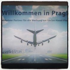 Grüße aud #Prag. Mit dem auto von #Leichlingen nach #Düsseldorf dauert fast genauso lange wie der #Flug von Düsseldorf nach Prag.