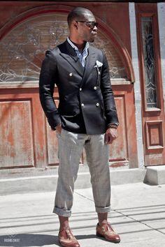 street chic. mens fashion style