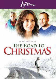 Road to Christmas DVD ~ Jennifer Grey 2/4/14