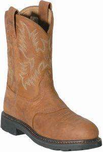 Ariat® Sierra Saddle™Steel Toe Work Western - Aged Bark | Cavender's