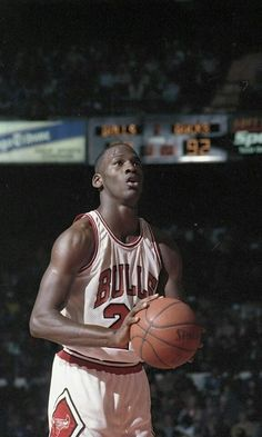 The GOAT as a rookie.