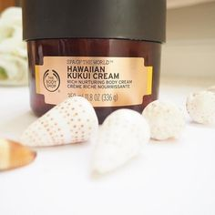 Spa Of The World™ Hawaiian Kukui Cream Body Shop At Home, The Body Shop, Wild Growth Hair Oil, Kukui Oil, Essential Fatty Acids, Silky Hair, Hair Health, Anti Aging Skin Care, Beauty
